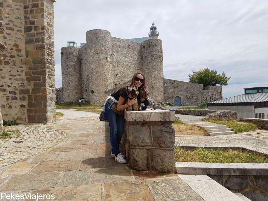 Castillo Faro de Santa Ana